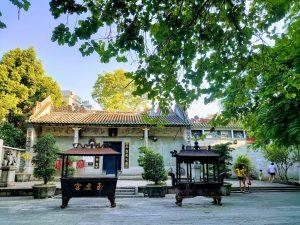黄埔古港-北帝庙